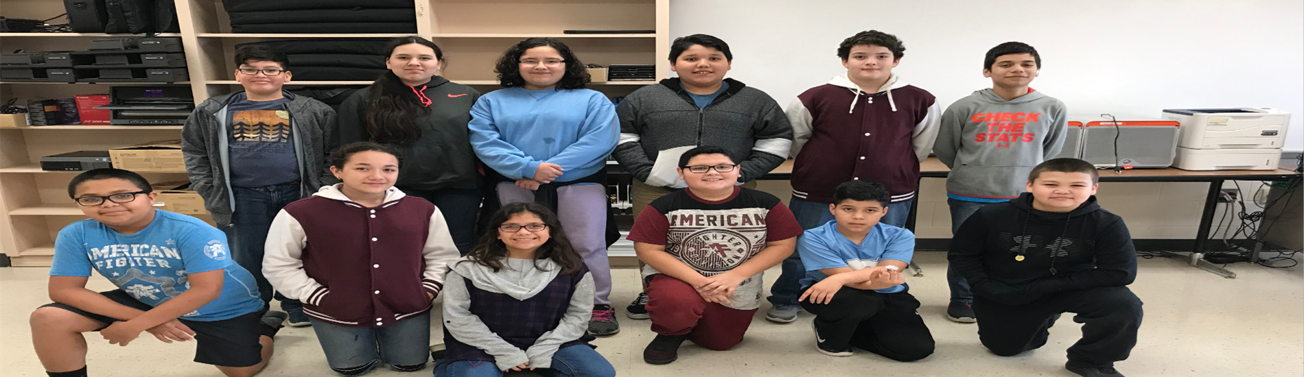 Mathis Middle School Year Book Club