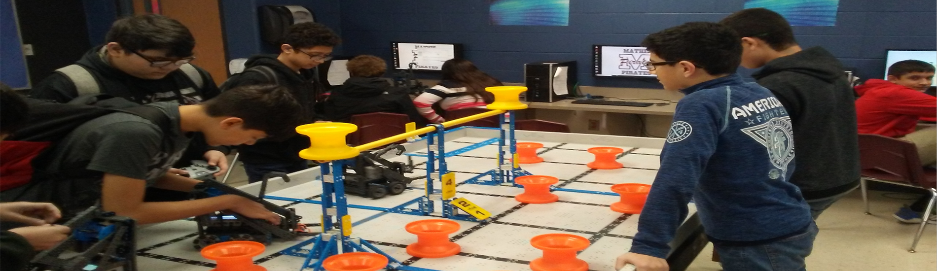 Mathis Middle School Robotics