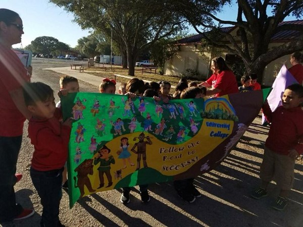 Photo Gallery - Mathis Elementary School