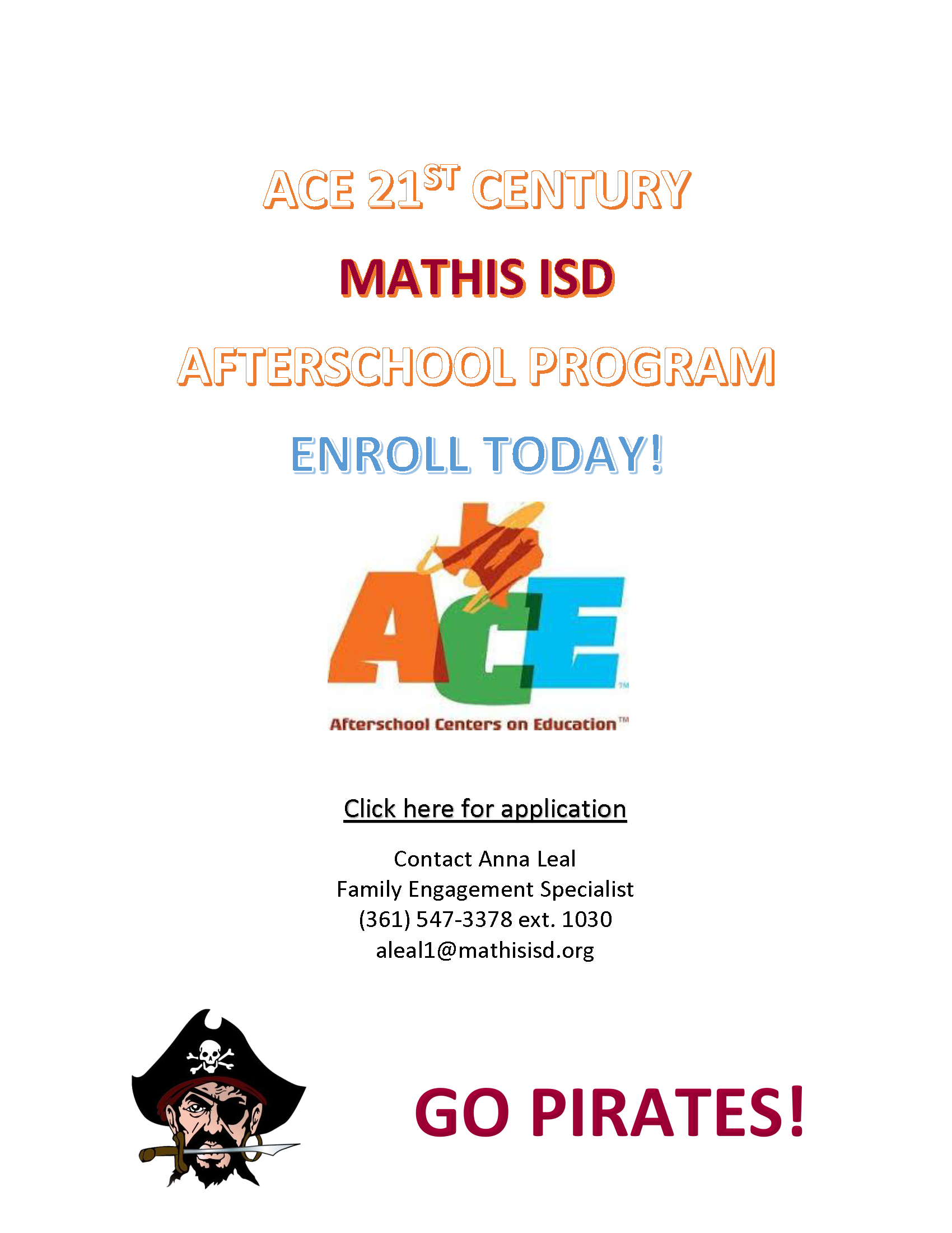 ACE Enrollment
